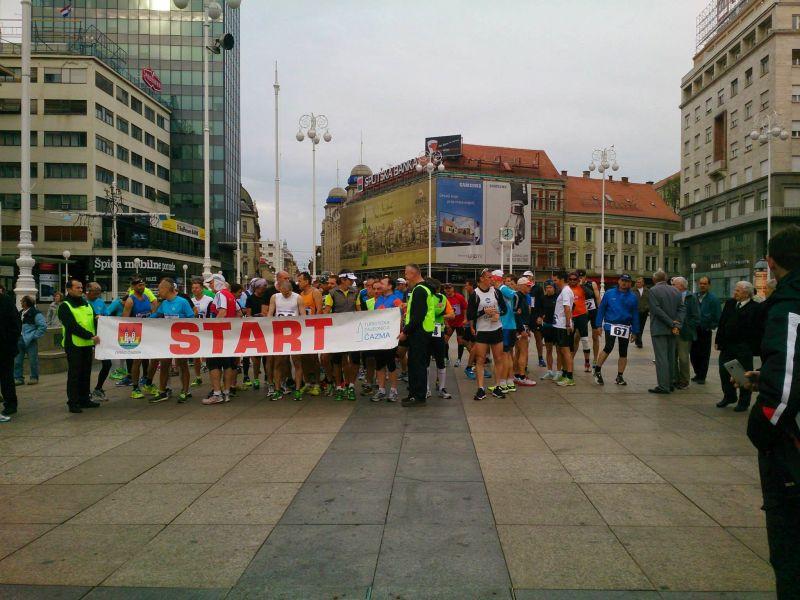 Supermaraton Zagreb Čazma